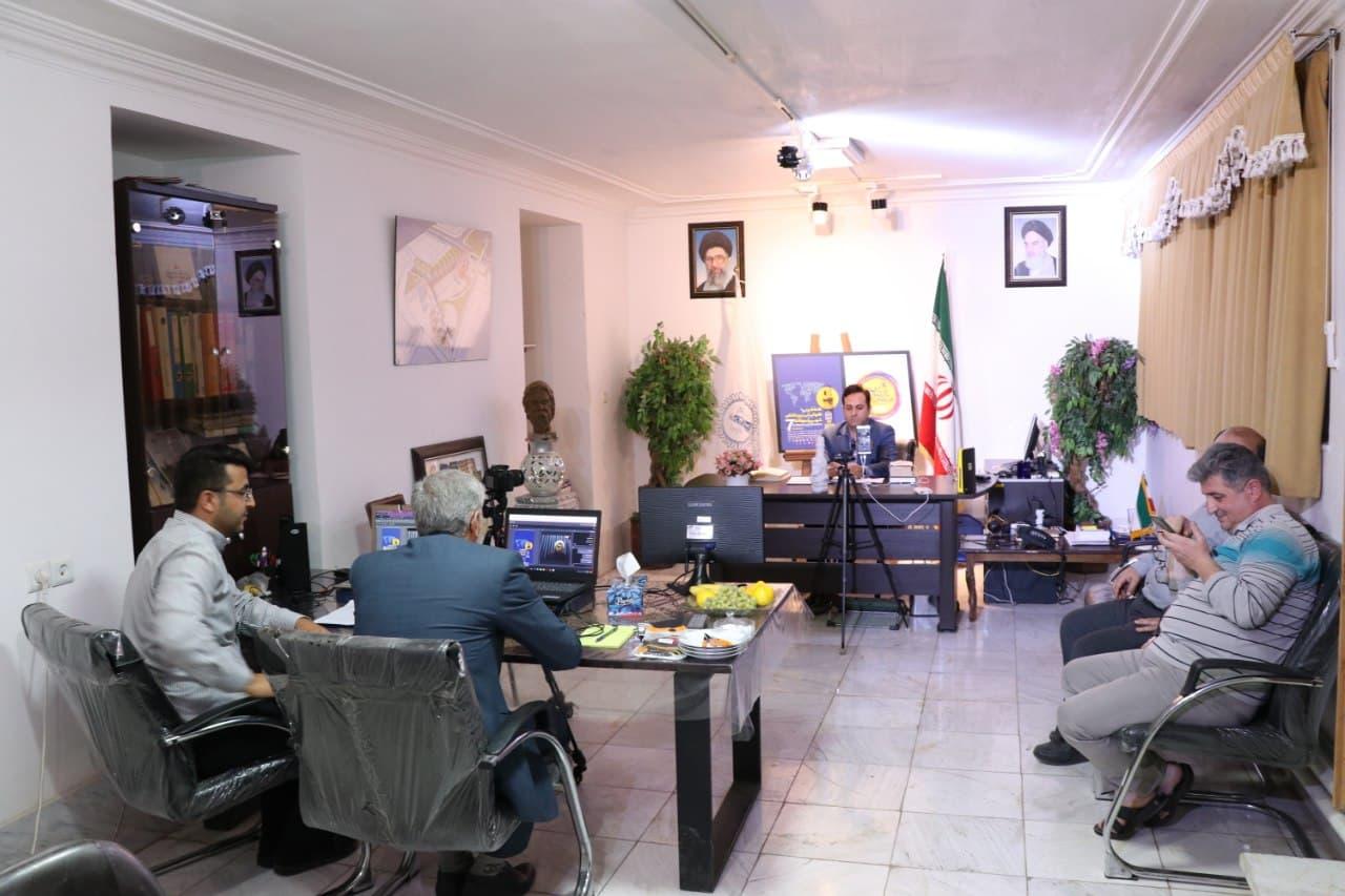 هفتمین همایش بین المللی شمس و مولانا در بستر فضای مجازی آغاز شد.